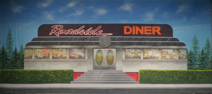 50 39 s exterior diner grosh backdrops and drapery