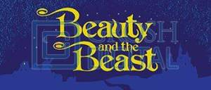 Beauty and the Beast Backdrop Image