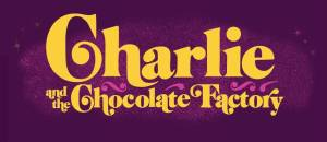 Charlie and the Chocolate factory show curtain