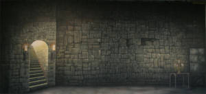 Dungeon Backdrop
