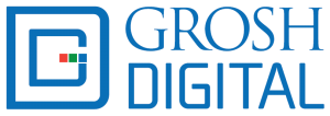 Grosh Digital logo