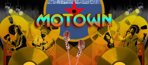 Motown 2 backdrop for musicals, recitals and Motown themed plays and productions