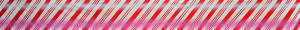 Candy Cane Border backdrop for Candyland, Nutcracker and Willy Wonka plays and productions