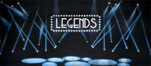 Legends backdrop