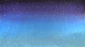 Night Sky backdrop for Footloose, Mame, Night, Cats, night skies, The King and I, The King & I Night plays and productions