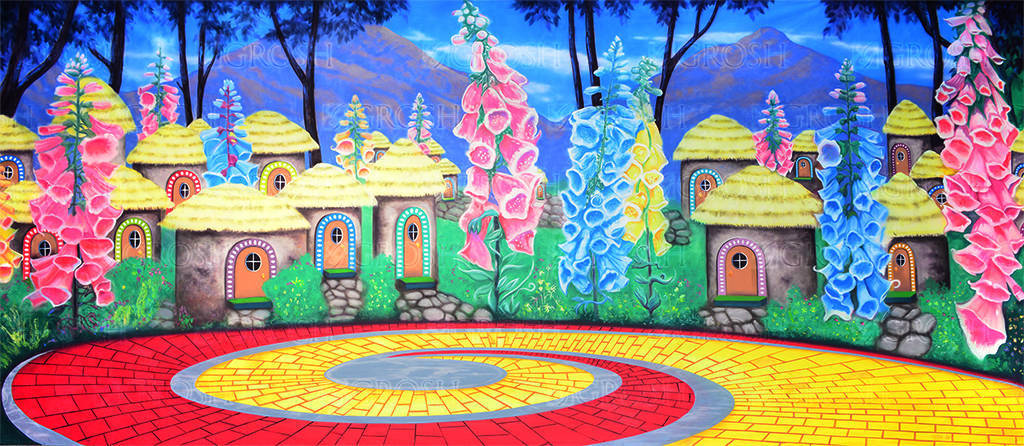 grosh-oz-munchkinland-backdrops