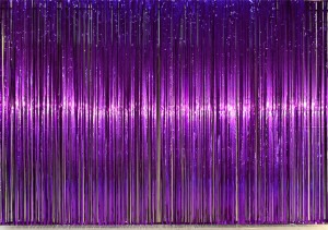 Purple Rain Curtain for school plays, productions, stage rentals, event planners and dance recitals