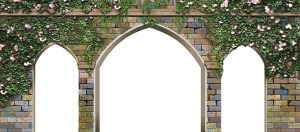 Stone Arch backdrop for church, Macbeth, Hamlet, Camelot, Cinderella, Snow White, Sound of Music, dungeon, castle interior, Once Upon a Mattress, Shrek plays and productions