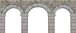 Stone Arch backdrop for castles, castle, churches, church, Macbeth, Hamlet, Camelot, Cinderella, Snow White, Sound of Music, dungeon, castle interior, Once Upon a Mattress, Shrek, stone, stone arch, stone age plays and productions
