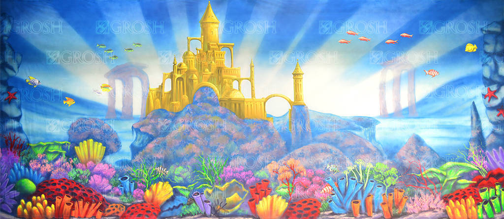 Grosh  Undersea Castle
