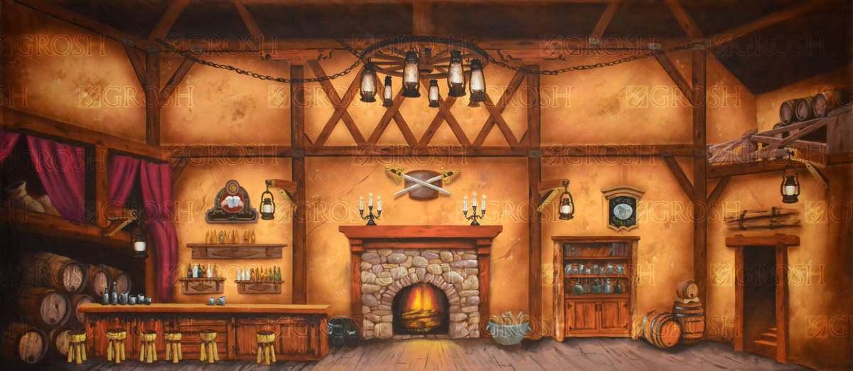 Grosh Backdrops Tavern