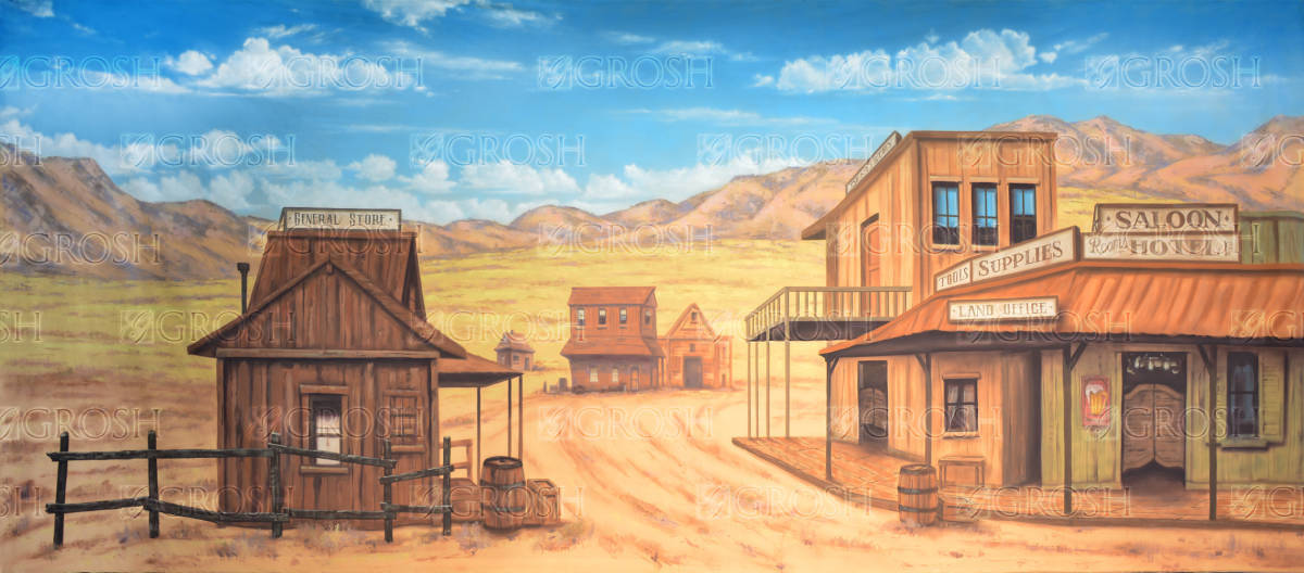 grosh-western-mining-town-backdrop