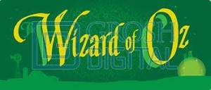 Wizard of Oz Backdrop Image