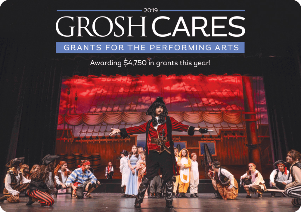 Grosh Cares - Grants for the Performing Arts