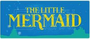 The Little Mermaid Backdrop Image