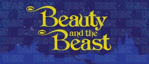 Grosh Digital Beauty and the Beast Show Curtain is used in productions of Beauty and the Beast