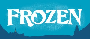 Grosh Backdrops and Projection Frozen Show Curtain is used in productions of Frozen