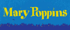 Mary Poppins Backdrop Image