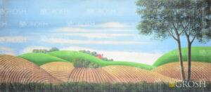 Country Landscape backdrop