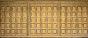 Wood Panel Interior backdrop for Chicago, Aida, Music Man, Hello Dolly, Footloose, Mr. President, Lost in the Stars, interiors, 12 Angry Men, Legally Blonde, Miracle on 34th Street plays and productions