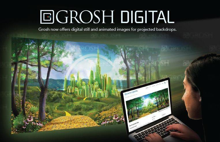 Grosh goes Digital!
