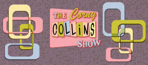 Corny Collins Show backdrop for retro, dance-a-thon, Hairspray, dance, dance marathon, sock hop, dance party plays and productions