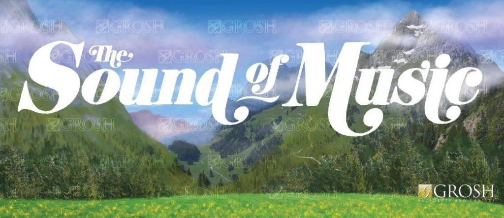 Sound of Music Backdrop Image