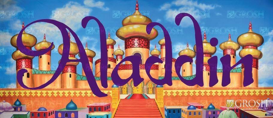 Aladdiin Backdrop Image