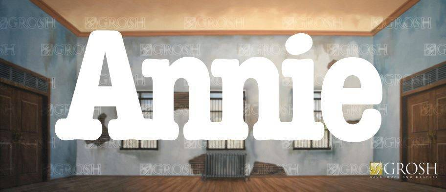Annie Backdrop Image